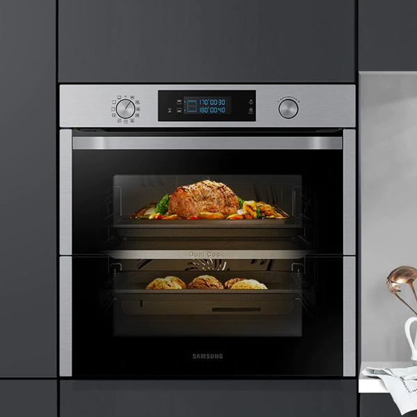 Forno Samsung Dual Cook Flex